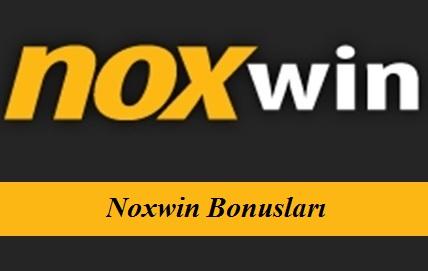 Noxwin Bonusları