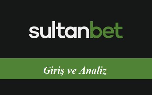 Sultanbet Giriş ve Analiz