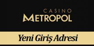 CasinoMetropol168 Mobil Giriş - Casino Metropol 168 Yeni Giriş Adresi