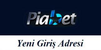 Piabet Yeni Giriş Adresi!