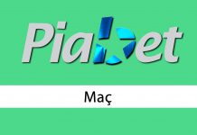 Piabet Maç