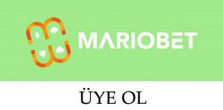 Mariobet Üye Ol
