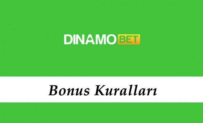 Dinamobet Bonus Kuralları
